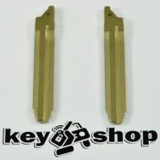 Лезвие для выкидного ключа Toyota (Тойота), TOY43 (Боковое крепление)