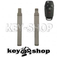 Лезвие для выкидного ключа HU101 Ford (Форд) (узкое крепление) тип 1