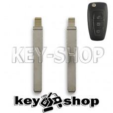 Лезвие для выкидного ключа HU101 Ford (Форд) (узкое крепление) тип 2