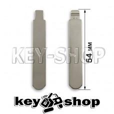 Лезвие для выкидного ключа Honda (Хонда) лезвие HON66 (стандартное)