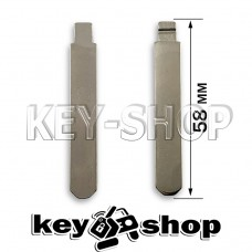 Лезвие для выкидного ключа Honda (Хонда) лезвие HON66 (удлиненное)