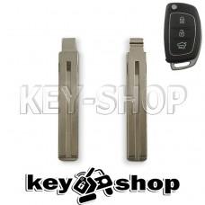 Лезвие для выкидного ключа Hyundai (Хюндай) TOY48