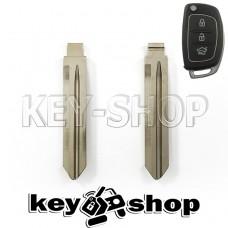 Лезвие для выкидного ключа Hyundai (Хюндай) (правое без упора)