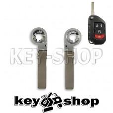 Выкидная система для выкидного ключа  Jeep Wrangler, Gladiator (Джип Вранглер, Гладиатор)