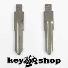 Лезвие выкидного ключа Nissan (Ниссан) NSN 11