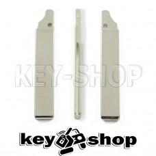Лезвие для выкидного ключа Peugeot (Пежо) HU83T (боковое крепление)