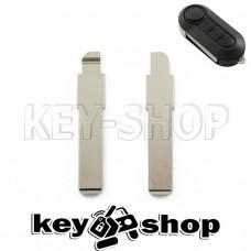 Лезвие для выкидного ключа Peugeot (Пежо) SIP22, тип 2