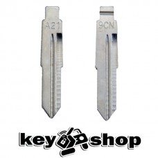 Лезвие для выкидного ключа Chery (Чери) №4a