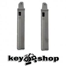 Лезвие для выкидного ключа Mitsubishi (Митсубиси) тип 2
