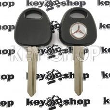 Корпус авто ключа под чип для Mercedes (Мерседес)