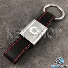 Кожаный брелок для ключей APPLE