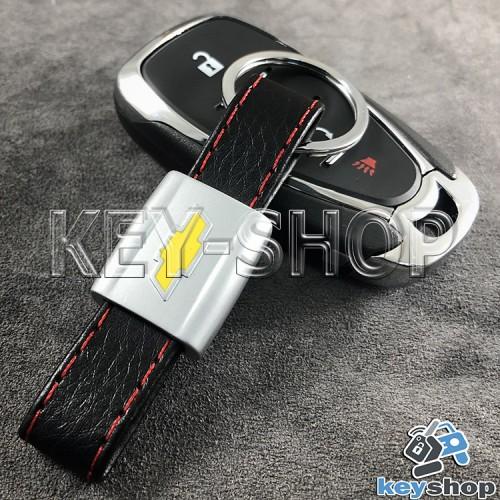 Кожаный брелок для авто ключей CHEVROLET (Шевроле)