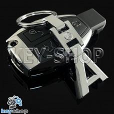 Металлический брелок для авто ключей Mercedes A (Мерседес А)