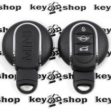 Корпус смарт ключа Mini (Мини) 3 кнопки