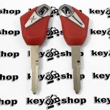 Ключ для мотоцикла Kawasaki (Кавасаки), лезвие левое с упорами