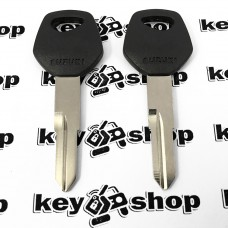 Ключ для мотоцикла Suzuki (Сузуки), правый пропил
