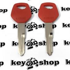 Ключ для мотоцикла Suzuki (Сузуки), левый пропил
