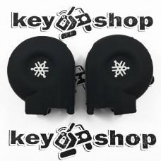 Чехол (черный, силиконовый) для мото ключа Yamaha (Ямаха)