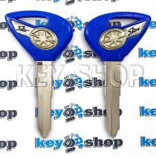 Ключ для мотоцикла Yamaha (Ямаха), лезвие правое с упорами