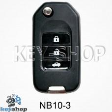 Ключ заготовка (NB10 - 3) для программатора KD900, KD900+, KD mini