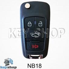 Ключ заготовка (NB18) для программатора KD900, KD900+, KD mini