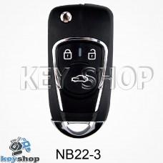 Ключ заготовка (NB22 - 3) для программатора KD900, KD900+, KD mini