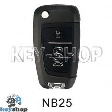 Ключ заготовка (NB 25) для программатора KEYDIY KD-X2