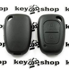 Корпус ключа для Nissan Primastar (Ниссан Примастар) 2 - кнопки