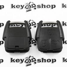 Верхняя часть ключа для Opel (Опель) 3 - кнопки