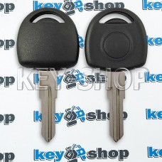 Корпус авто ключа под чип для Opel (Опель) лезвие YM28 с правым упором (без лого)