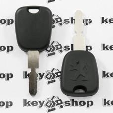 Корпус автоключа под чип Peugeot (Пежо), лезвие NE78