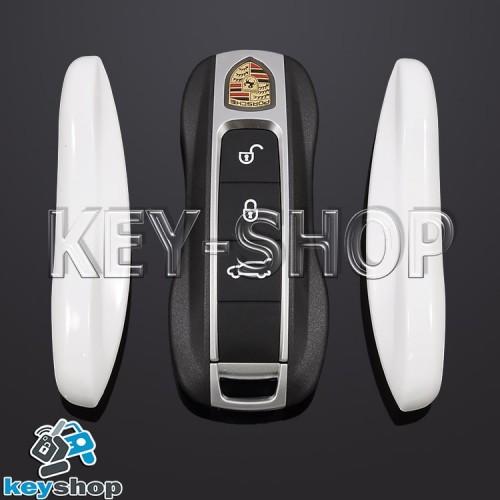 Вставка (белая) для смарт ключа Porshe (Порше)