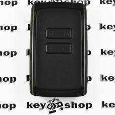 Оригинальный пульт для Renault Talisman, Megane 4, Espace 5 (Рено Талисман, Меган 4, Эспейс 5), 4 кнопки, HITAG AES, 433MHz, (keyless-go)