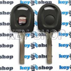 Корпус авто ключа под чип для Seat (Сеат) лезвие HU162