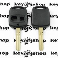 Корпус автоключа для  Subaru (Субару) 2 - кнопки, лезвие NSN14