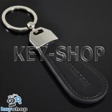 Кожаный брелок для авто ключей Субару (Subaru)