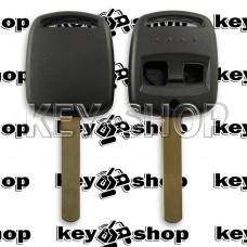 Корпус автоключа  для Subaru (Субару) 2 кнопки, лезвие DAT17