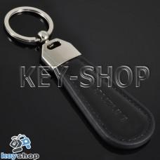 Кожаный брелок для авто ключей Сузуки (Suzuki)