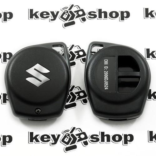 Корпус автоключа Suzuki (Сузуки), 2 кнопки