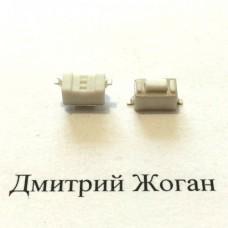 Кнопка №9,  6*3.5 мм