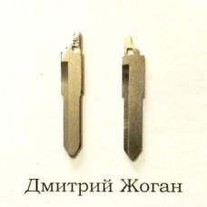 Лезвие для выкидного ключа Suzuki (Сузуки) боковое крепление