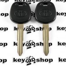 Корпус авто ключа под чип для Toyota (Тойота) с лезвием TOY41
