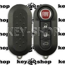 Корпус выкидного ключа Fiat (Фиат) 3 кнопки, без лезвия
