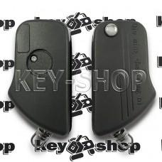 Универсальный корпус выкидного ключа с местом для установки чипа, под сменные лезвия.