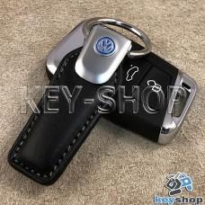 Кожаный брелок для авто ключей Volkswagen (Фольксваген)