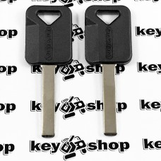 Корпус авто ключа для Volvo (Вольво), без места под чип