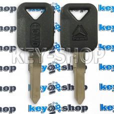 Ключ Volvo (Вольво), (корпус), без места под чип