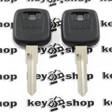 Корпус авто ключа с местом под чип для Volvo (Вольво) лезвие NE 71