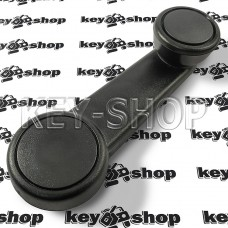 Ручка стеклоподъемника Ford (Форд) (1041708, 6725906, 95VB-V23342-ABYYCT)