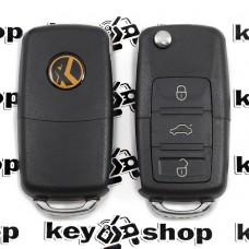 Универсальный автоключ для программатора XHorse Type B5